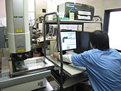 CNC画像測定器